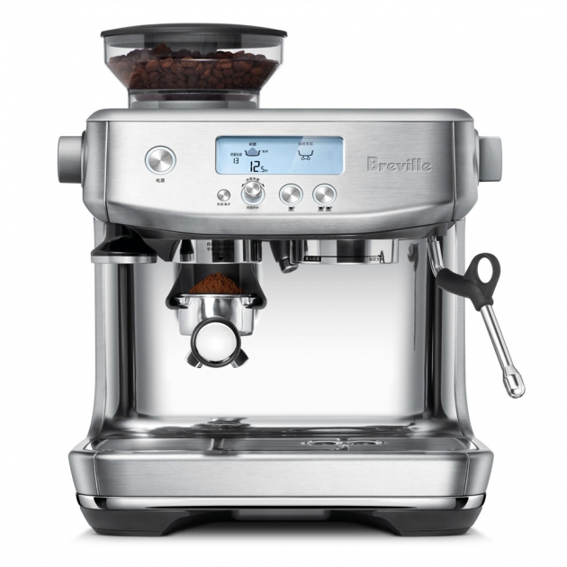 BES878磨豆咖啡机 1