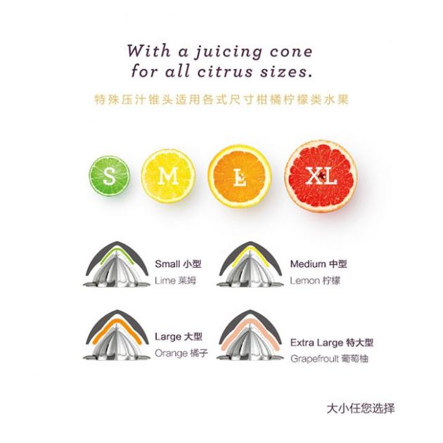 BCP600橙汁机 5