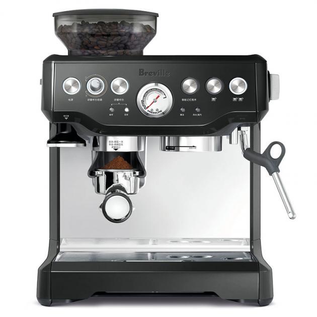 BES870磨豆咖啡机 3