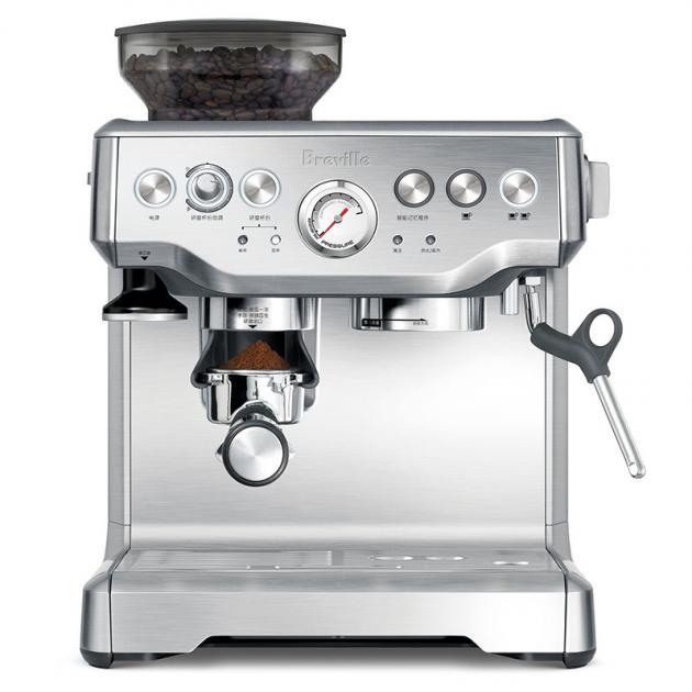 BES870磨豆咖啡机 1