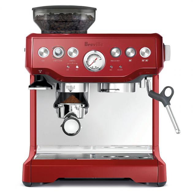 BES870磨豆咖啡机 2