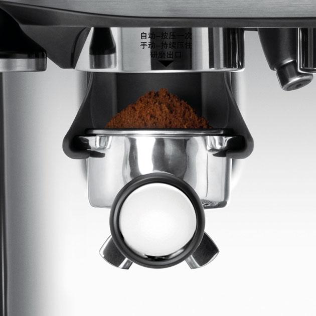 BES878磨豆咖啡机 6