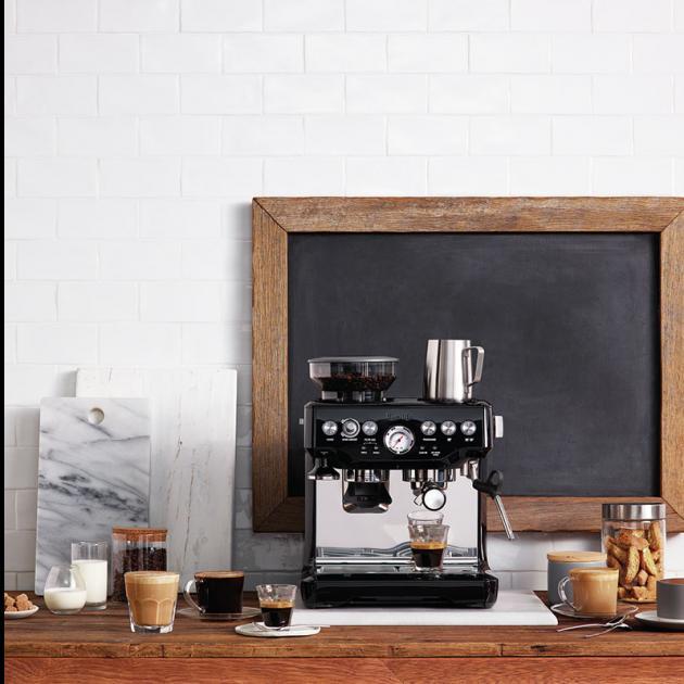 BES870磨豆咖啡机 5