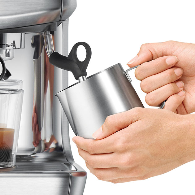 BES878磨豆咖啡机 4