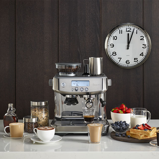 BES878磨豆咖啡机 7