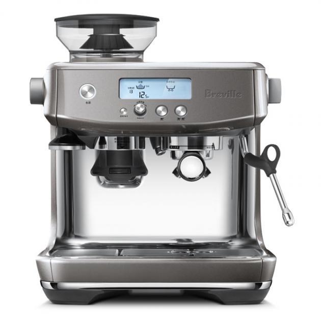 BES878磨豆咖啡机 2