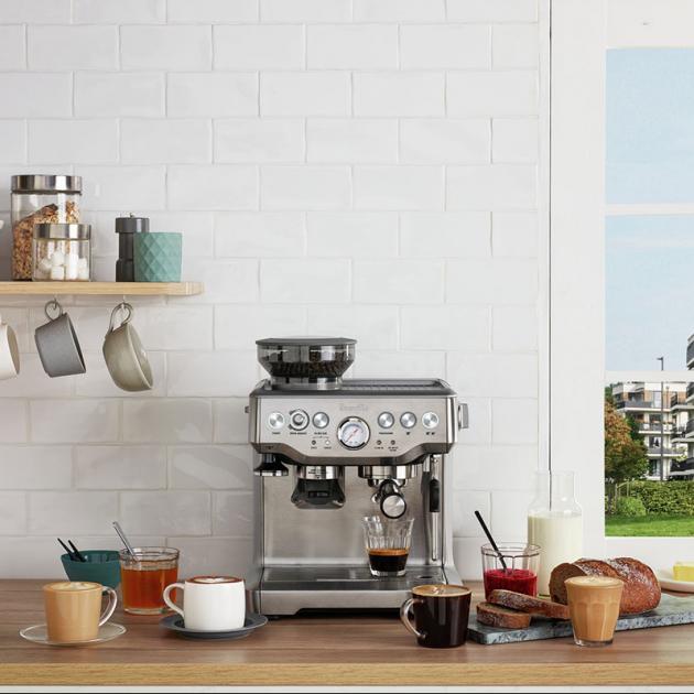 BES870磨豆咖啡机 4